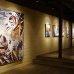 神田恭子 洋画展