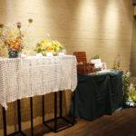 Crosswinds flower arrangement -妖精たちと花遊び-